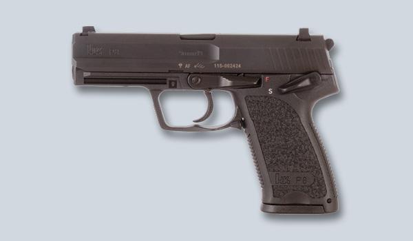 Dienstpistole Bundeswehr